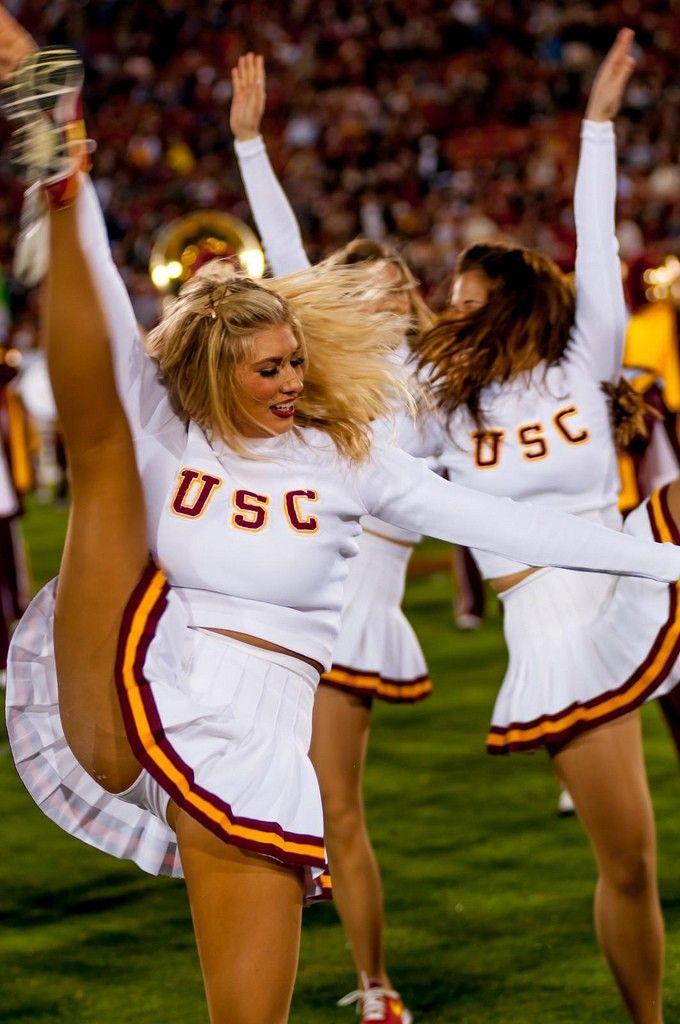 Naked usc cheerleaders