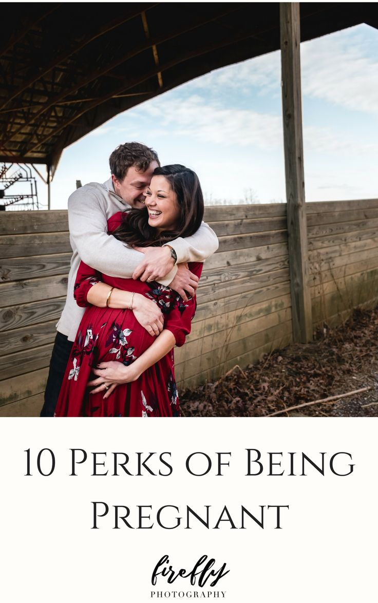 10 perks of being pregnant