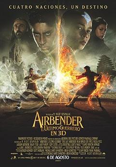 """AirBender, """"El ultimo Guerrero"""" (2010)"""
