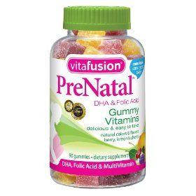 Vitafusion Prenatal Gummy Vitamins