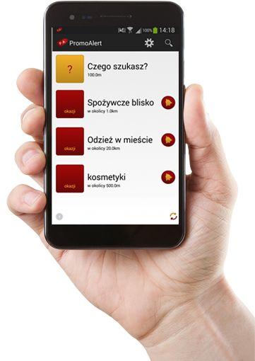 Aplikacja dla łowców okazji zakupowych. Zainstaluj ją bezpłatnie na swoim smartfonie.