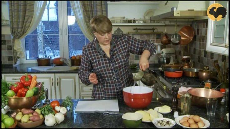 Башенки из баранины. На кухне у Марты 25