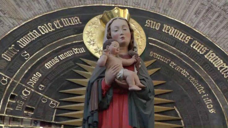 Bazylika Mariacka w Gdańsku. St. Mary's Church, Gdańsk