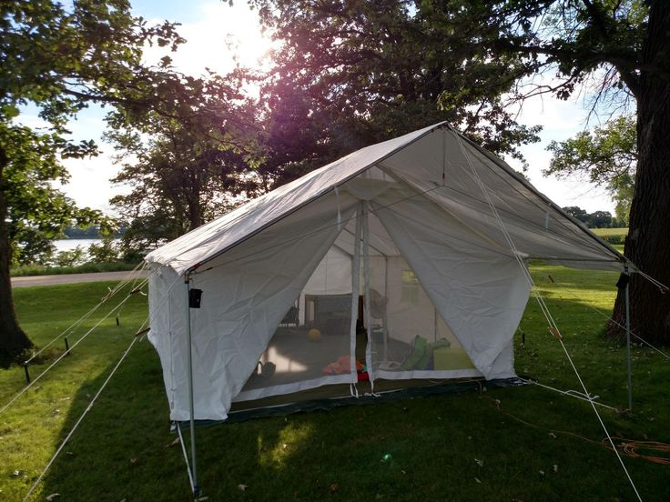 Customer reviews 13 x 20 canvas wall tent for Canvas wall tent reviews