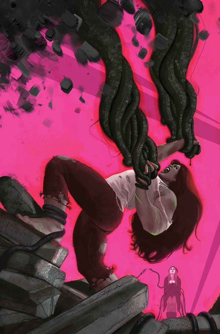Hulk (2016) Issue #6