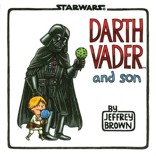 Jeffrey Brown - Star Wars: Darth Vader and Son