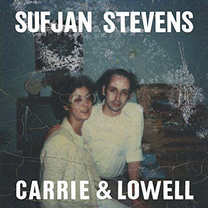 Sufjan Stevens - album Carrie & Lowell