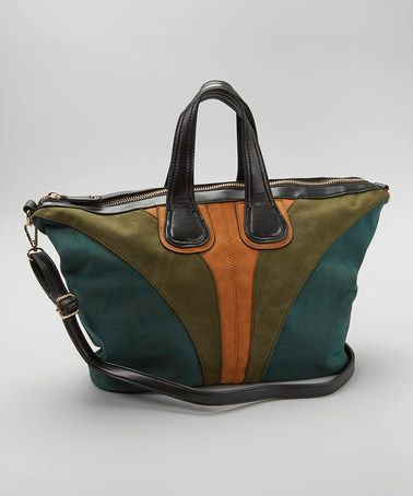 Take a look at this Green September Tote by Imoshion on #zulily today!