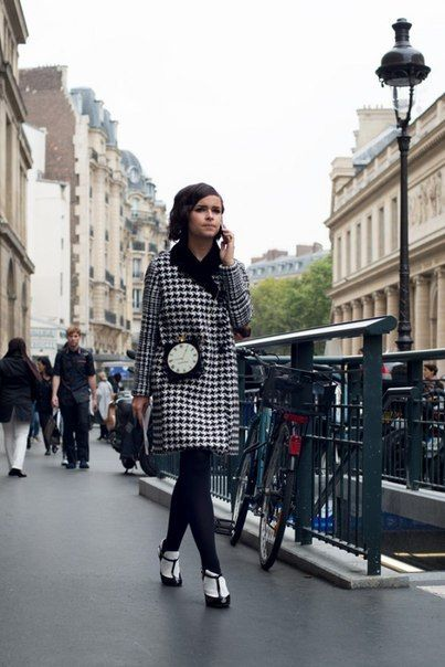 Парижские недели моды осень зима 2013-2014