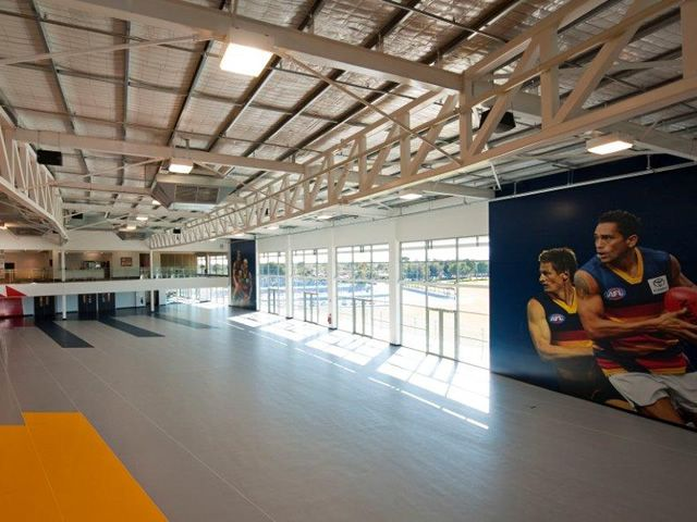 Adelaide Crows Gym