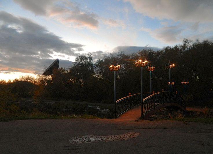 Городской парк (Россия, Воркута)