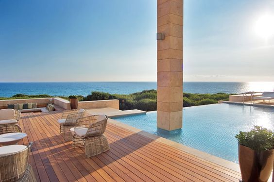 The Romanos,  Costa Navarino  - a polished family-friendly resort in a beautiful unspoilt part of Greece