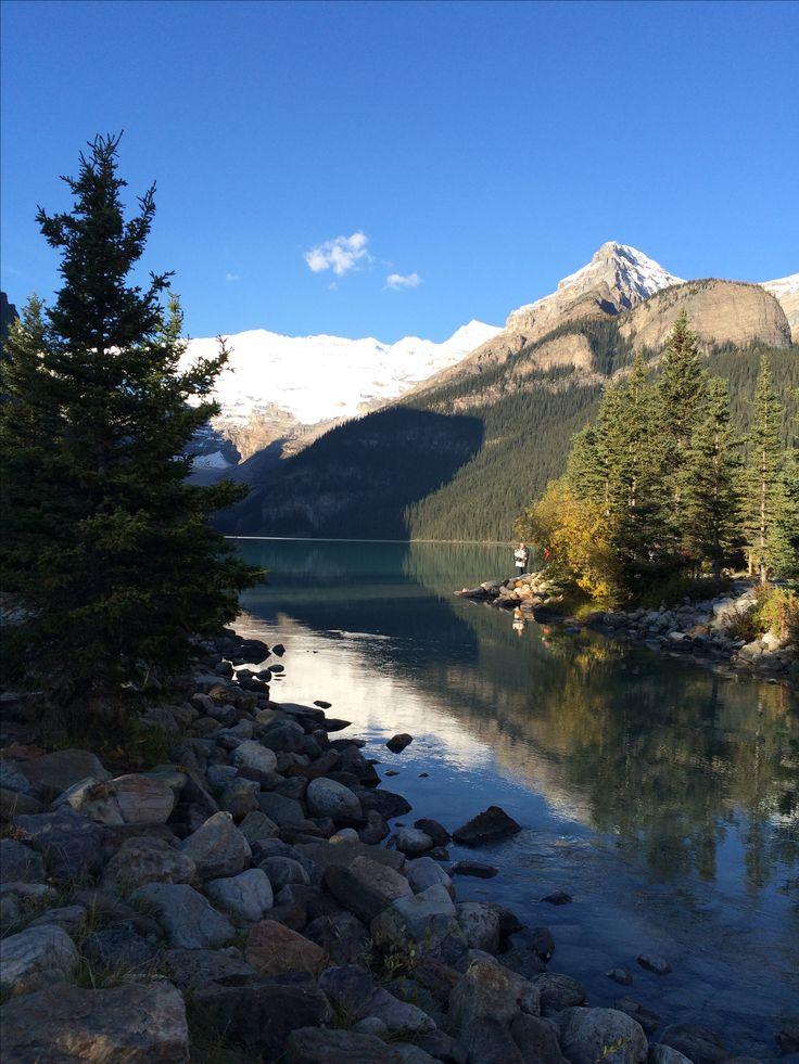 Lake Louise, Canadian Rocky Mountains
