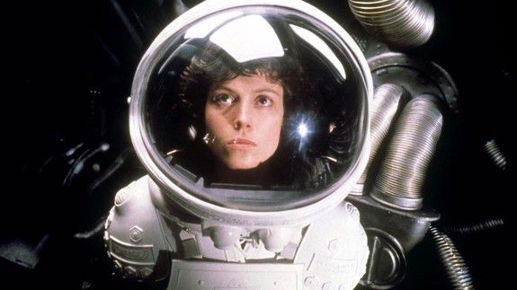 Ripley was supposed to die in the original 'Alien' film and what is life anyway