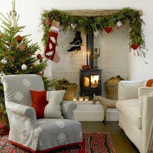 Nordic-style Christmas Tree | Christmas Ideas | Home for Christmas