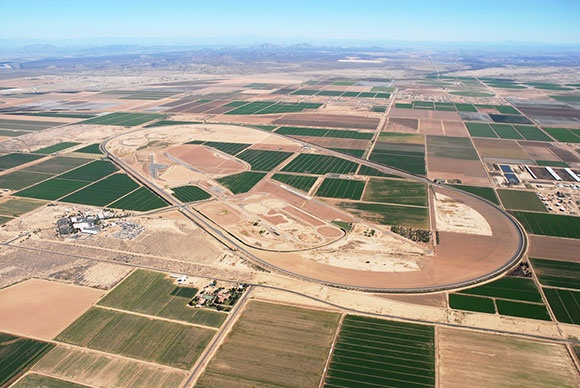 Nissan Test Track in Phoenix Arizona