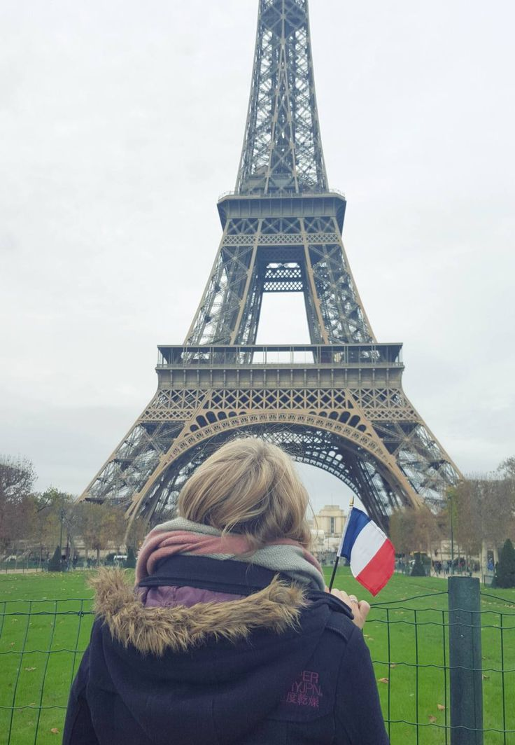 Our weekend in Paris (during the terror attacks) - The Eiffel Tower