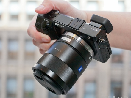 The Sony Alpha NEX-7 delivers excellent raw photo and solid video quality in a package that's beautifully and functionally designed, yet relatively compact. $1,319