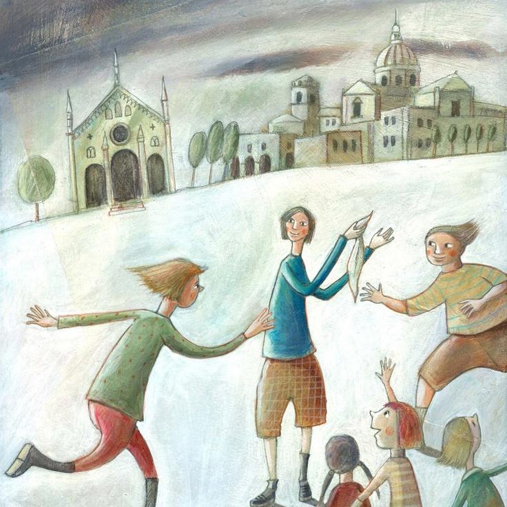 Jogos infantis - jogo do lenço: O' Jogo, Jogo Infanti, Infanti Ilustrado, Jogos Infantis, Play