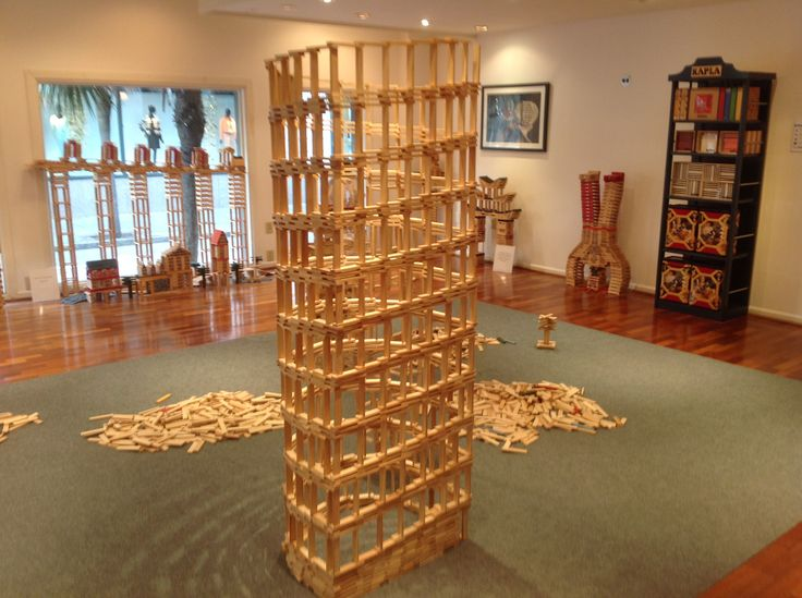 Turn your building mistakes into works of art. #art #gifts #kids #blocks #parents #schools