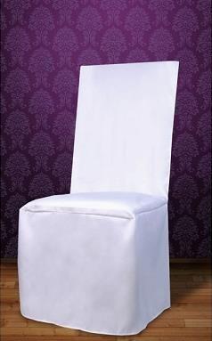Návleky na stoličky bez zbytočností.