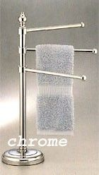 Countertop Towel Stand With 3 Arms
