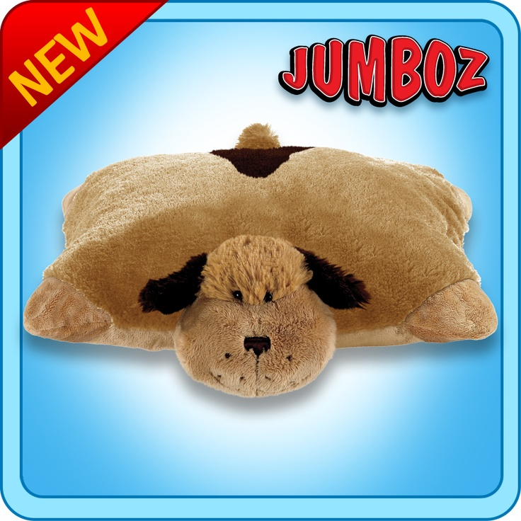 Pillow Pets Jumbo Puppy