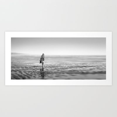 time to say goodbye Art Print by RDPhotography - $30.00