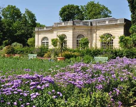 Orangerie et laiterie du château de Champs-sur-Marne