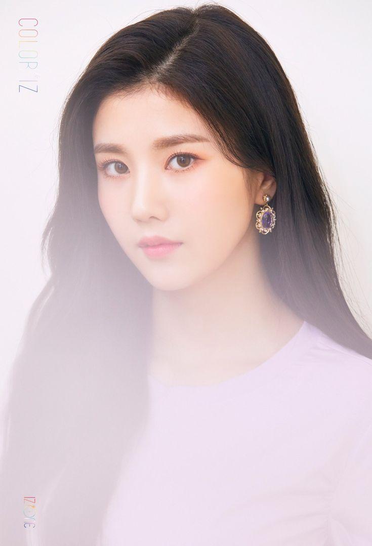 Pin en Kwon Eunbi (IZ*ONE)