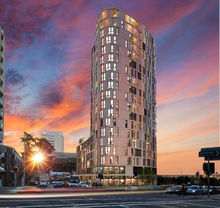 The VUE, Bondi Junction Residential Tower