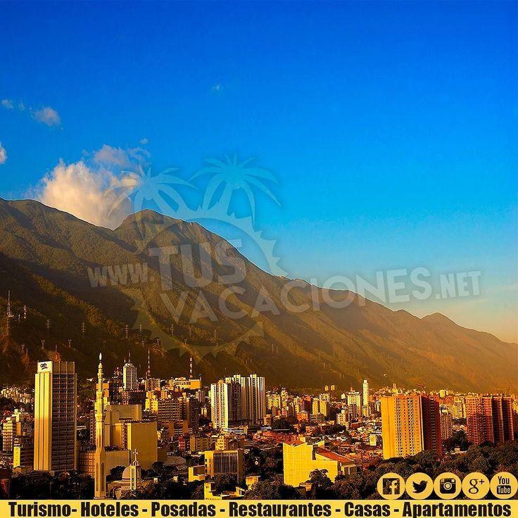 Felíz Miércoles Caracas!  Venezuela te espera! Disfruta Ya en TusVacaciones.Net :) #Turismo en #Venezuela #Hoteles #Posadas #Restaurantes #Casas y Apartamentos para vacacionar... #Caracas #Maracaibo #Barquisimeto #Merida #Valencia #Maracay #PuertoOrdaz #Maturin #IgersVenezuela #LosTeques #travel #trip #wanderlust #instatravel #adventure #vacation #travelgram #nature #holiday #summer #beach #explore #traveling #loveit by tusvacacionesnet