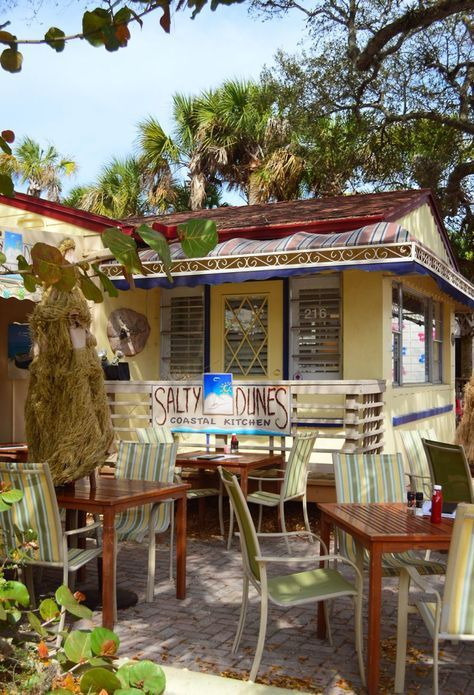 Voted One of the Most Walkable Small Towns in Florida: New Smyrna Beach - Beaches Bars and Bungalows