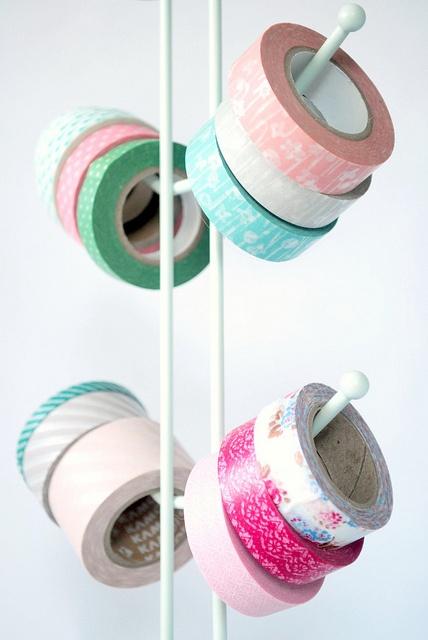 106 besten art masking washi tape bilder auf pinterest. Black Bedroom Furniture Sets. Home Design Ideas