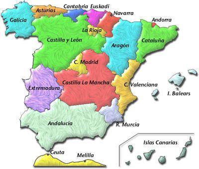 Las Autonomías de España