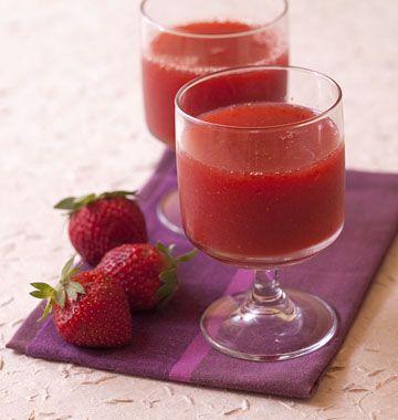 Vin de fraises facile - Ôdélices : Recettes de cuisine faciles et originales !