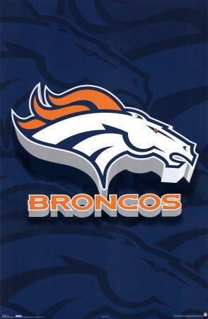 Denver Broncos Womens Shirts