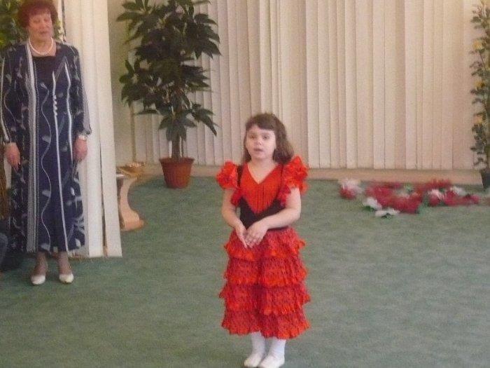 Детское испанское платье купить в испании