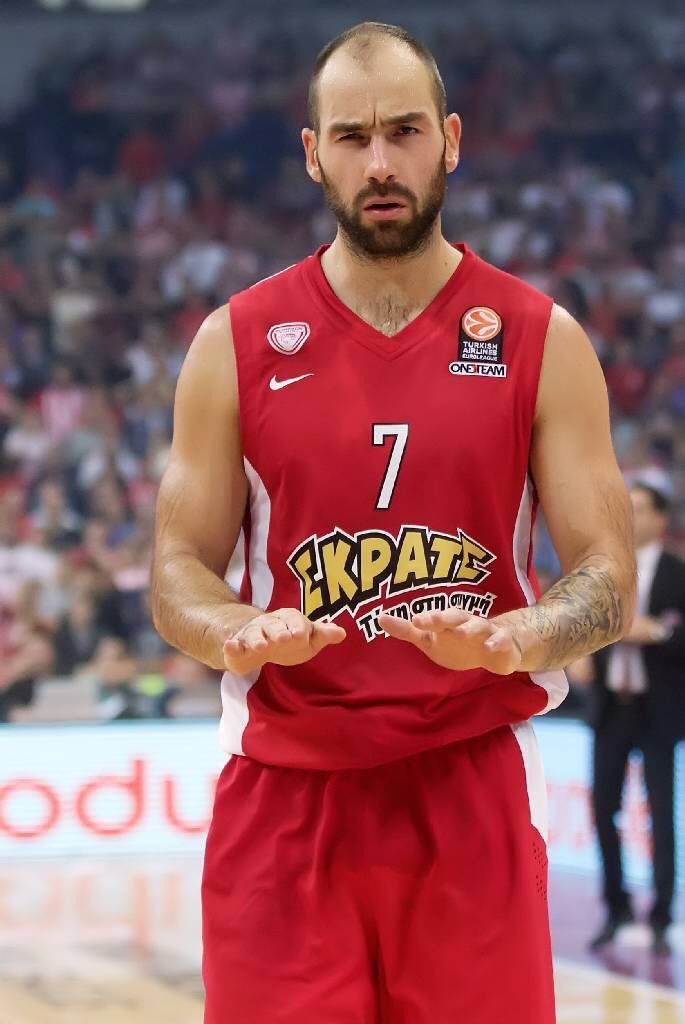 "MKM on Twitter: ""Don't worry. King is the here #Spanoulis #Olympiacos https://t.co/0JwuC18R8w"""