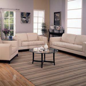 Cream Leather Sofa Living Room Ideas
