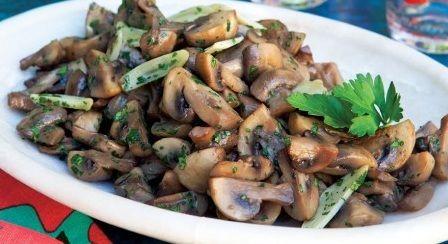 Ciuperci cu usturoi | Feel Like Cooking