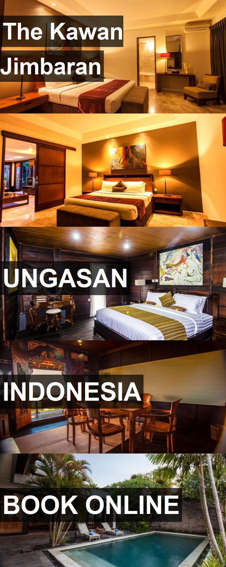 Hotel The Kawan Jimbaran in Ungasan, Indonesia. For more information, photos, reviews and best prices please follow the link. #Indonesia #Ungasan #travel #vacation #hotel