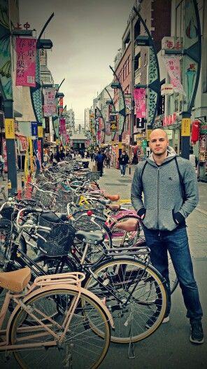 Ueno Neighborhood,  Tokyo Japan