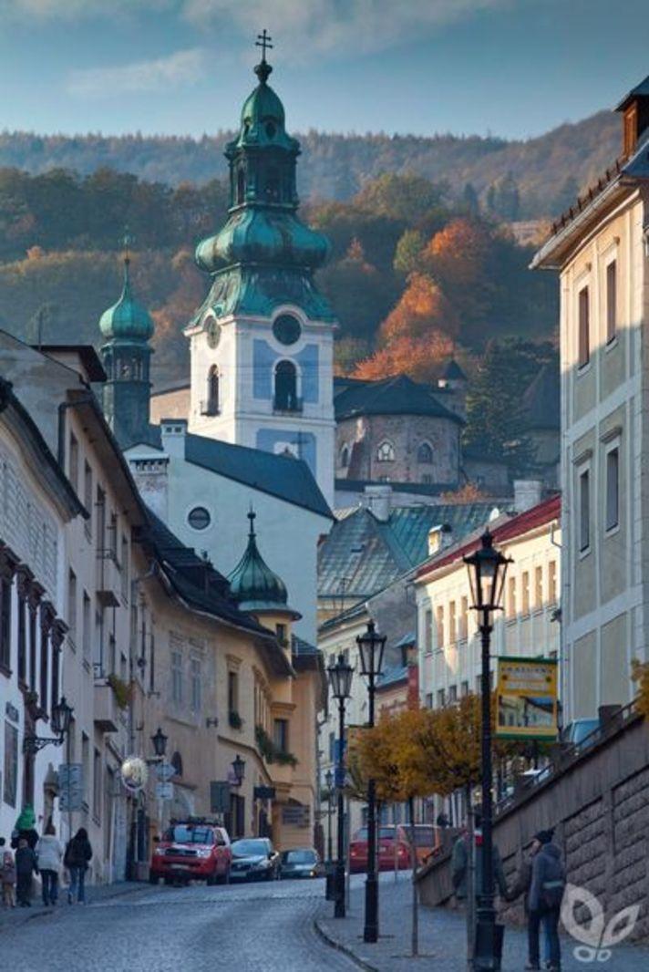 Banská Štiavnica - Slovakia.travel