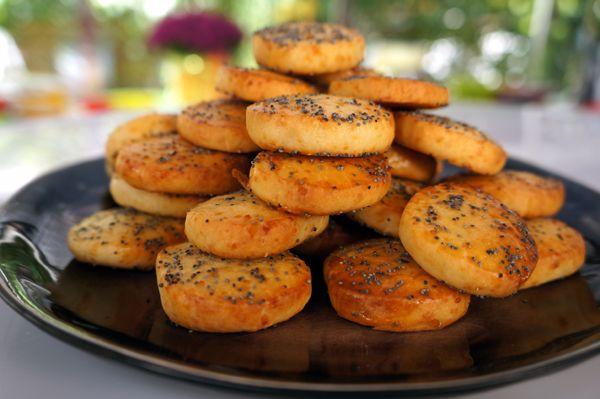 Αφράτα αλμυρά μπισκότα