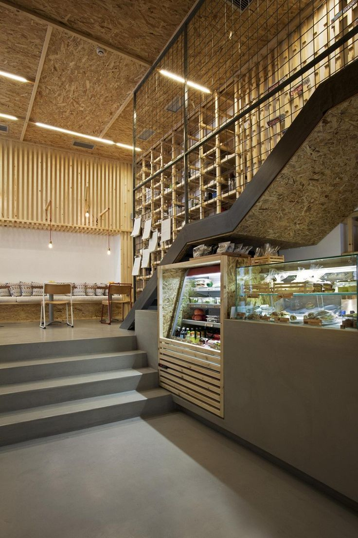 divercity architects have designed the it cafe in athens greece that also doubles as - Multi Cafe Decoration