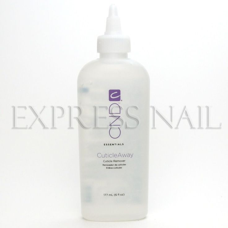 CND Cuticle Away Nail Cuticle Remover 6 Fl oz / 177 mL Prep and Finish NEW! #CND