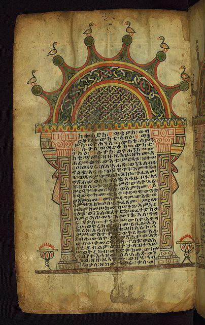 Ethiopian, early 14th century