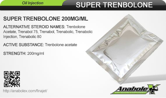 Trenbolone acetate is a man-made steroid, similar to the naturally occurring steroid testosterone. Trenbolone acetate is used to promote weight gain following extensive surgery, chronic infection, or severe trauma, and in other cases that result in inadequate weight gain or maintenance. Visit our website to learn more.