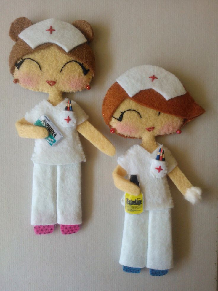 "Ninets ""Enfermeras"""